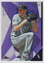 楽天hokushin【送料無料】スポーツ メモリアル カード クリスセール#ホワイトソックスchris 2015 topps finest baseball purple refractor 250 43 white sox
