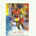 【送料無料】スポーツ メモリアル カード 2018footy stars gold coast suns99 touk millercommon card free post2018 select footy stars gold coast suns 99 touk miller c