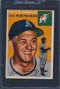 【送料無料】スポーツ メモリアル カード ##1954 topps 143 rollie hemsley a039;s vgex 54t14...