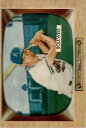 【送料無料】スポーツ メモリアル カード 195554ドンbollweg exd2603691955 bowman 54 don bollw...