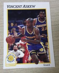 【送料無料】スポーツ メモリアル カード フープ#ヴィンセントチームゴールデンステート199192 hoops 365 vincent askew team golden state warriors