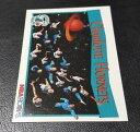 【送料無料】スポーツ メモリアル カード フープ#シャーロットチームカード199192 hoops 276 charlotte hornets team card