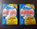【送料無料】スポーツ メモリアル カード パック1986トップス2twoパック15カードパックfree shipping