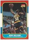 【送料無料】スポーツ メモリアル カード 198687 fleer basketball125 herb williams near min...