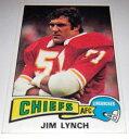 【送料無料】スポーツ メモリアル カード 1975トップス254ジムリンチ1975 topps 254 jim lynch