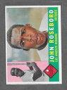 數位內容 - 【送料無料】スポーツ メモリアル カード 1960トップス88ジョンローズボロnrmint*59581960 topps baseball 88 john roseboro nrmint *5958
