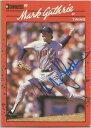 【送料無料】スポーツ メモリアル カード ミネソタツインズmark guthrie1990donrussサインminnesota twins mark guthrie autographed 1990 donruss