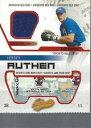 【送料無料】スポーツ メモリアル カード ゲームジャージーエリックジャージー2003 fleer authentix game jersey eh eric hinske jersey nmmt