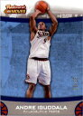 【送料無料】スポーツ メモリアル カード 200708 トップス9アンドレiguodala25 nmmt200708 topps trademark moves blue 9 andre iguodala 25 nmmt