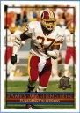 【送料無料】スポーツ メモリアル カード アメリカンフットボールマップジェームズワシントンtopps american football 4...