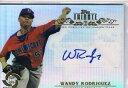 【送料無料】スポーツ メモリアル カード 2013トップスwbcサインwr2 wandyロドリゲス2013 topps tribute wbc autographs wr2 wandy rodriguez