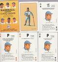 【送料無料】スポーツ メモリアル カード honus wagner 4cards from the1991baseball legends playing card gamehonus wagner 4 cards from the 1991 baseball legends play
