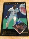 【送料無料】スポーツ メモリアル カード ジョーカーター#メートルfleer 1992 all stars baseball joe carter 21 nmm