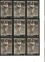 【送料無料】スポーツ メモリアル カード listing9 card wally moses baseball card lot listing9 card wally moses baseball card lot