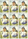 【送料無料】スポーツ メモリアル カード listing9 card ezequiel carrera baseball card lot4...