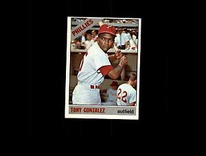 【送料無料】スポーツ メモリアル カード 1966トップス478トニーゴンサレスexd5261691966 topps 478 tony gonzalez ex d526169
