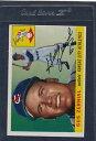 【送料無料】スポーツ メモリアル カード ##1955 topps 110 gus zernial a039;s vgex 55t11091...