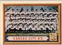 【送料無料】スポーツ メモリアル カード 1957トップス204カンザスシティーアスレチックスチームvgexd2458771957 topp...
