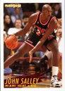 数码内容 - 【送料無料】スポーツ メモリアル カード 1994 1995バスケットボールnba125ジョンサリーfleer 1994 1995 basketball nba map 125 john salley