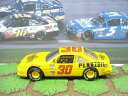 【送料無料】模型車 モデルカー スポーツカー #ペンズオイルゼクセルスケールnascar mid 1990s 30 pennzoil 143...