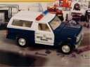 【送料無料】模型車 モデルカー スポーツカー フォードブロンコマースケール1980s 80 ford bronco united state...