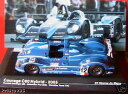 【送料無料】模型車 モデルカー スポーツカー ルマンネットワークハイブリッドcourage c60 hybrid 2005 24 heures du mans ixo 143 ipod