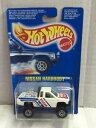 【送料無料】模型車 モデルカー スポーツカー マテルホットホイールハードボディmattel hot wheels nissan hardbody 4x4 moc, 1989