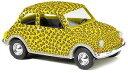 【送料無料】模型車 モデルカー スポーツカー ブッシュフィアットターミナルbusch 48719 fiat 500 leopard, spur h0
