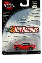 【送料無料】模型車 モデルカー スポーツカー ホットホイールホットマーキュリークーガー2003 hot wheels preferred popular hot rodding mercury cougar 3 of 4