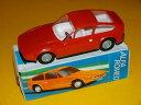 【送料無料】模型車 モデルカー スポーツカー アルファロメオジュニアアンカービンテージalfa romeo 1300 junior zagato anker 120 vintage en boite c1