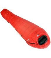 【送料無料】キャンプ用品 vango f10バルカン12vango f10 vulcan 12 down sleeping bag lava redの画像