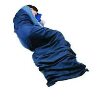 【送料無料】キャンプ用品 ホテルチェーンポリエステルトラベルライナースクエアtrekmates hotelier polyester cotton travel sleeping bag liner squareの画像