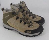 【送料無料】キャンプ用品 ハイキングブーツソル listingsalomon expert mid hiking boots swamp rrp70 uk 6 eu 393 sol 01の画像