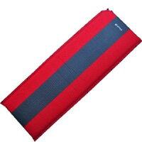 【送料無料】キャンプ用品 ダブルキャンプマットマットレスdouble self inflating camping mat inflatable sleeping roll mattressの画像