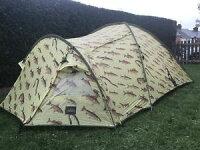 【送料無料】キャンプ用品 listingtedベイカーテントfishアイテム listingted baker limited edition tent fish rare itemの画像