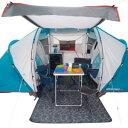 【送料無料】キャンプ用品 quechua arpenaz 4...