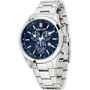 【送料無料】orologio sector no limits 180 r3273690009 uomo watch acciaio cronografo blu