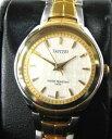 【送料無料】taylor uptown ladies twotone quartz movement watch