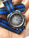 ������̵����yema big size all steel mens vintage diver watch