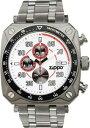 【送料無料】zippo orologio da polso zo45020 mens sport chronograph watch