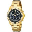 【送料無料】invicta specialty 12844 stainless steel chronograph watch