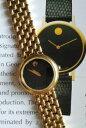 【送料無料】authentic movado museum classic collection 87 e4 9826 swiss ladies wrist watch