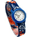 cannibal childs easyread analogue watch elasticated strap cj25301