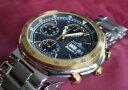 baume amp; mercier formula s chronograph wrist watch w yellow gold bezel mv04fo123