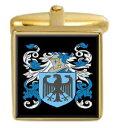 【送料無料】メンズアクセサリ- スコットランドカフスボタンボックスセットファミリークレストコートgrindlay scotland family crest coat of arms heraldry cufflinks box set engraved