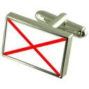 【送料無料】メンズアクセサリ— バルディビアチリスターリングフラグカフスリンクvaldivia city chile sterling silver flag cufflinks engraved box