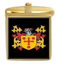 【送料無料】メンズアクセサリ- スコットランドカフスボタンボックスセットファミリークレストコートkenmuir scotland family crest coat of arms heraldry cufflinks box set engraved