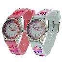 【送料無料】腕時計 ウォッチ ピンクプリンセス2 x reflex time teacher rosa blanco 3d princesa nias nios kids reloj de regalo