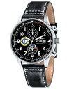 【送料無料】腕時計 ウォッチ ホーカーハリケーンクロノグラフavi8 hawker hurricane chronograph 45mm 5atm av401102