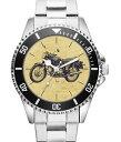【送料無料】腕時計 ウォッチ オートバイファンドライバーアラームkiesenberg reloj 20247 artculos de regalo para bmw r 755 motocicleta fans y conductores